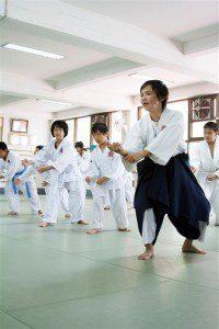 Aikido Class 4