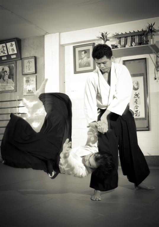 Aikido Class 1