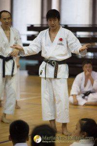 Shihan Tatsuya Naka - 6 Dan