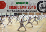 J.K.A. Siam Camp 2016 - Karate Shotokan Seminar